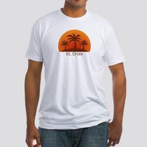 St. Croix Fitted T-Shirt