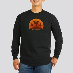 St. Croix Long Sleeve Dark T-Shirt