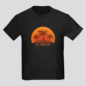 St. Martin Kids Dark T-Shirt