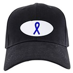 Blue Ribbon Black Cap