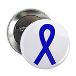 Blue Ribbon Button
