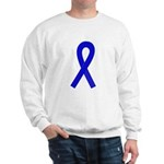 Blue Ribbon Sweatshirt