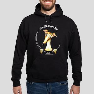 Fawn Greyhound IAAM Hoodie (dark)