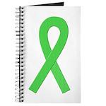 Lime Ribbon Journal