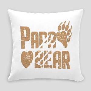Papa Bear Everyday Pillow