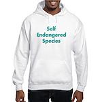 Self Endangered Species Hooded Sweatshirt
