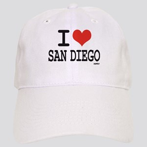 I LOVE SAN DIEGO Cap
