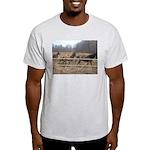 Hagan's Horses Ash Grey T-Shirt