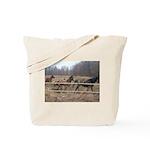 Hagan's Horses Tote Bag