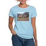 Hagan's Horses Women's Pink T-Shirt