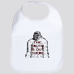 Truth is Out There Baby Bib