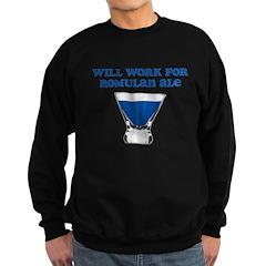 Romulan Ale Sweatshirt (dark)
