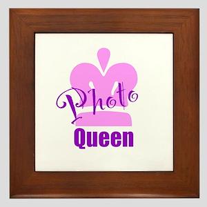 Photo Queen Framed Tile