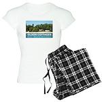 Olson Cottages Door County Women's Light Pajamas