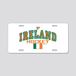 IE Ireland(Eire/Erin)Hockey Aluminum License Plate