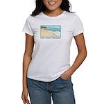 Olson Cottages Door County Women's T-Shirt