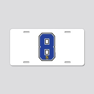 FI Finland Suomi Hockey 8 Aluminum License Plate