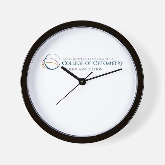 Cute College optometry Wall Clock