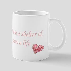 Pet Rescue & Adoption Mug