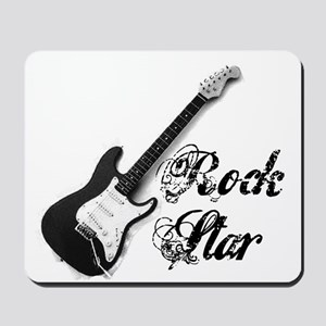 Rock Star Mousepad