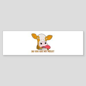 Milk Sticker (Bumper)