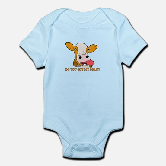 Milk Infant Bodysuit