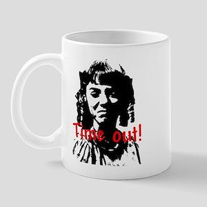 Time Out! Mug