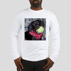 Ball Dog Long Sleeve T-Shirt