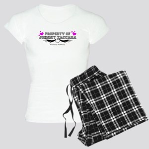 Property of Johnny Women's Light Pajamas