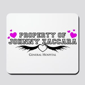Property of Johnny Mousepad