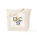 Dcs Canvas Tote Bag