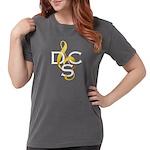 Womens Dcs Comfort Colors Shirt T-Shirt