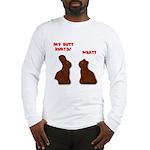 Chocolate Bunnies Long Sleeve T-Shirt
