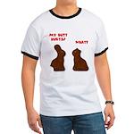 Chocolate Bunnies Ringer T