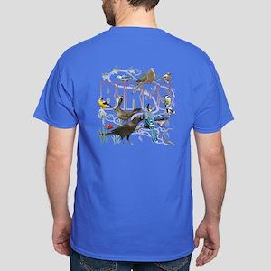 Bird Friends Dark T-Shirt
