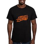 banditland (buufalo bandits) Men's Fitted T-Shirt