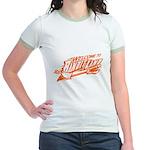 banditland (buufalo bandits) Jr. Ringer T-Shirt