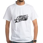banditland (buufalo bandits) White T-Shirt