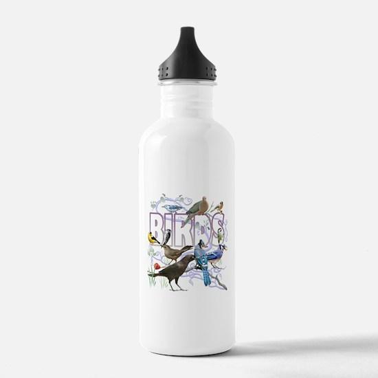 Bird Friends Water Bottle