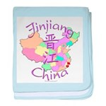 Jinjiang China baby blanket