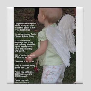 Faith Miles poster #1 Tile Coaster