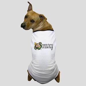 Conway Celtic Dragon Dog T-Shirt