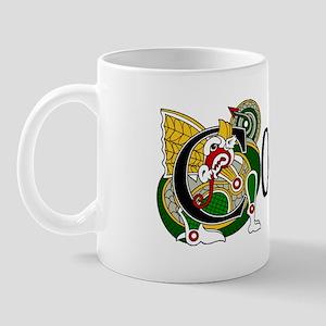 Conway Celtic Dragon Mug