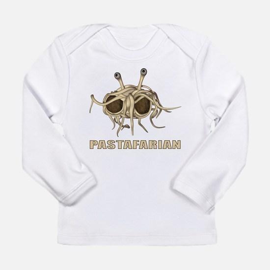 Pastafarian Long Sleeve Infant T-Shirt