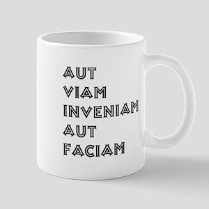 """""""Aut Viam Inveniam"""" Mug"""