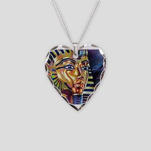 Best Seller Egyptian Necklace Heart Charm