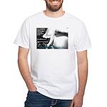 Oz Kidd-Ward poster #2 White T-Shirt