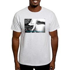 Oz Kidd-Ward poster #2 T-Shirt
