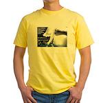 Oz Kidd-Ward poster #2 Yellow T-Shirt