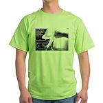 Oz Kidd-Ward poster #2 Green T-Shirt